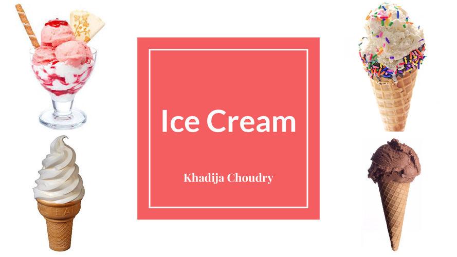Choudry Snack food Ice Cream