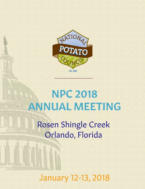 NPC 2018 Annual Meeting Digital Booklet