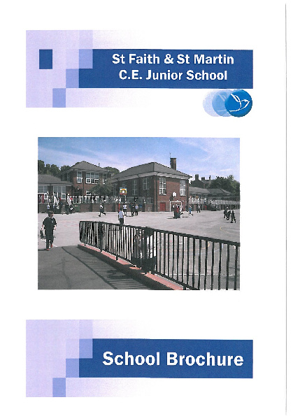 School Brochure 2012-2013