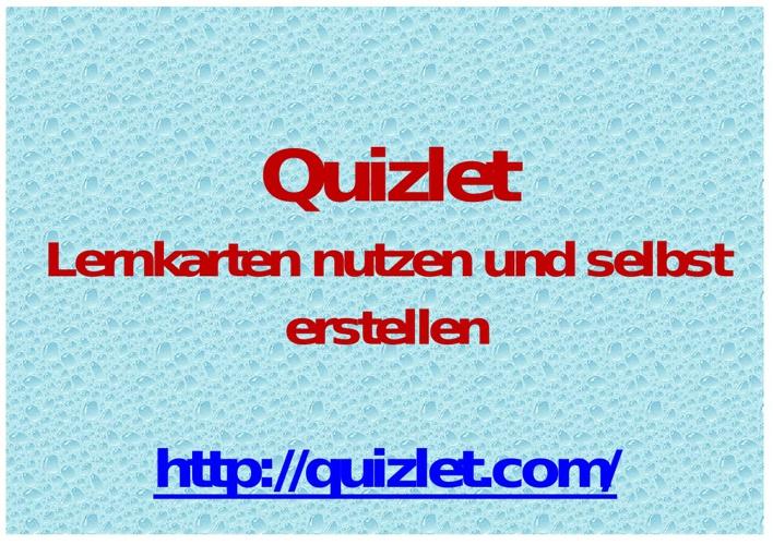 HANDOUT_Lernkarten_Quizlet