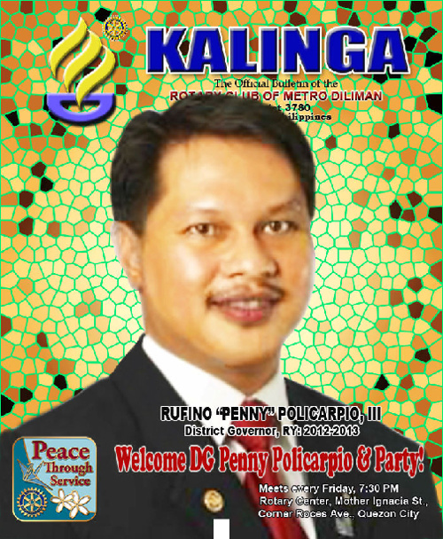 Kalinga Bulletin (Governor's Visit Edition)