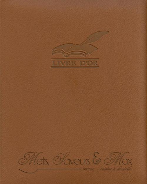Livre d'or - Mets, Saveurs & Max
