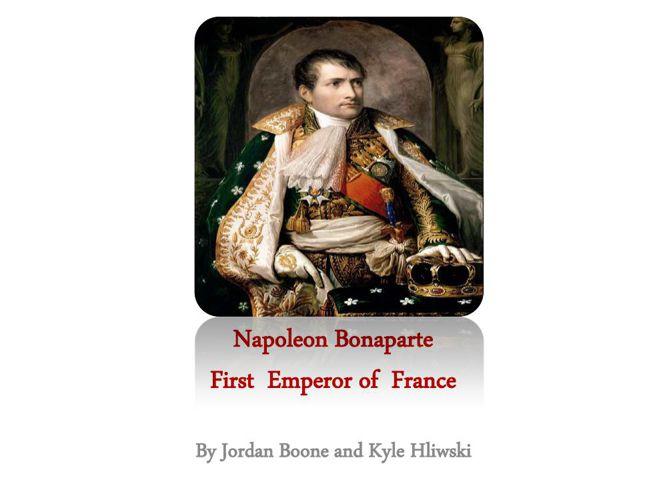 Napoleon Presentation