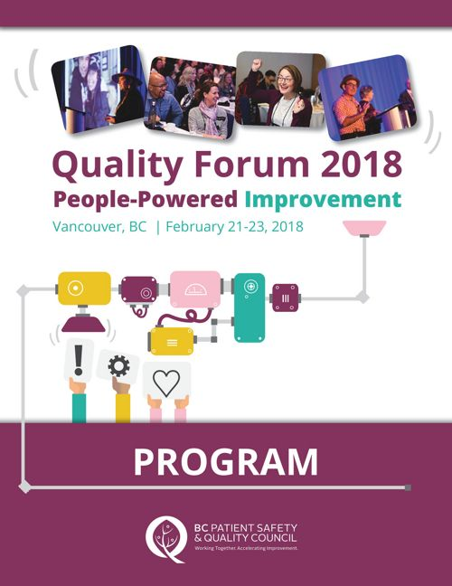 Quality Forum 2018 Program