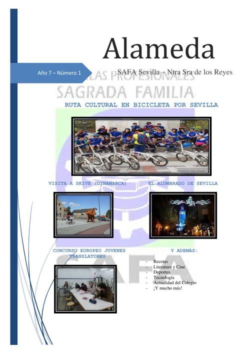 Periódico Alameda - Diciembre 2013