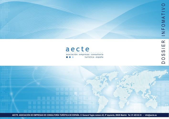 AECTE Asociación de Empresas de Consultoría Turística de España
