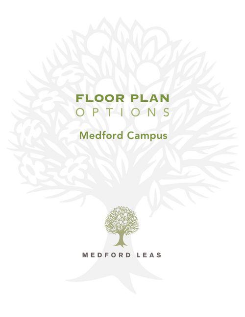 Medford Campus Floorplans