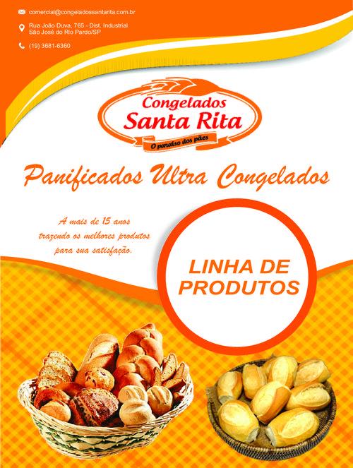 Catálogo Congelados Santa Rita