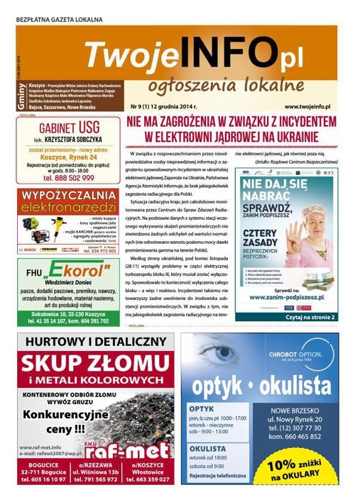 TwojeINFO.pl Nr 9