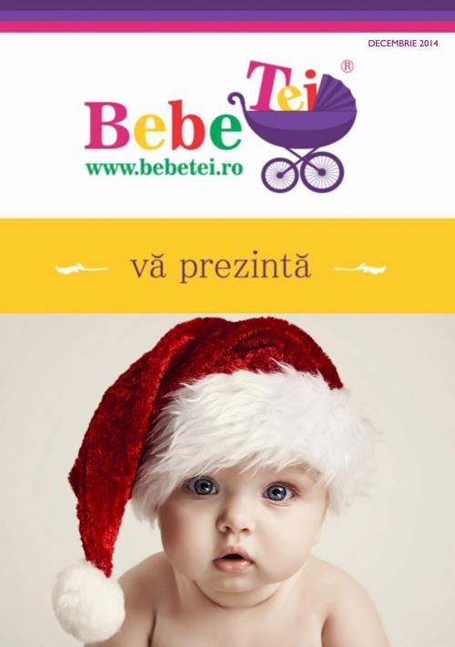 catalog BEBETEI decembrie 2014