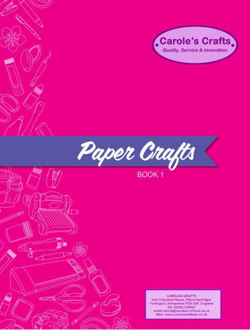 PaperCraftsBook1-Stamping_MyFavouriteThings