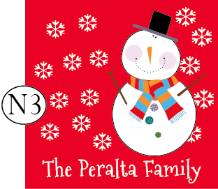 Christmas Labels 2015