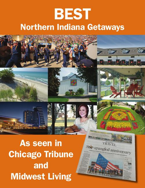 Getaways as seen in the Chicago Tribune