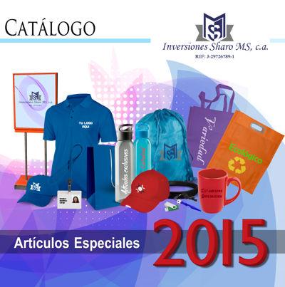 Catalogo Articulos Especiales 2015