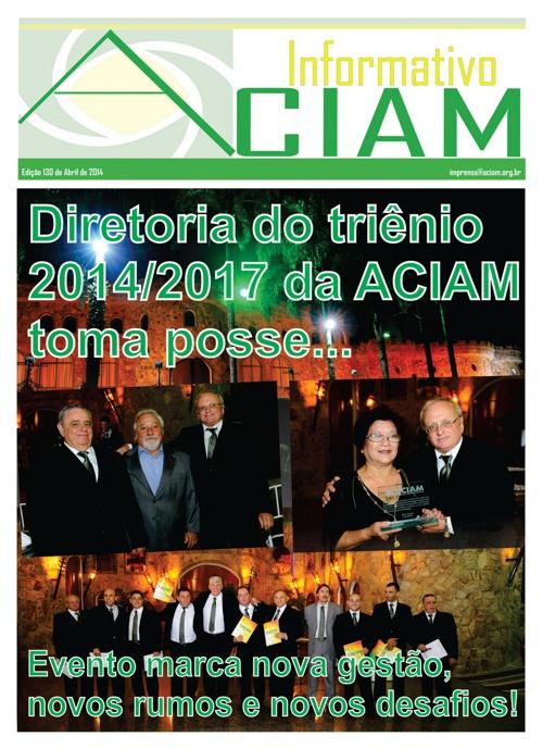 Informativo Aciam Mês Abril/2014