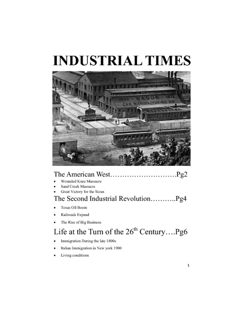 Industrial Times