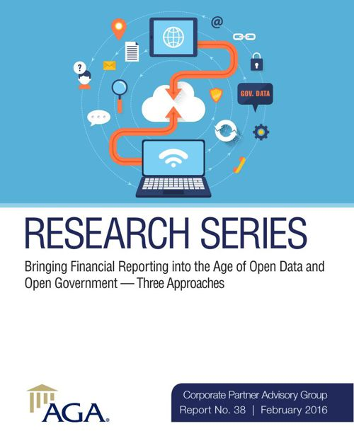 Research Series: Bringing Financial Reporting into the Age of Op