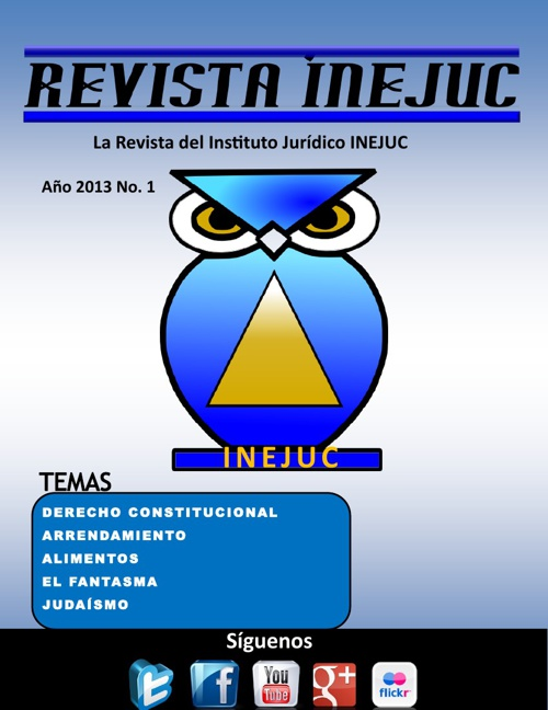 REVISTA INEJUC No. 1