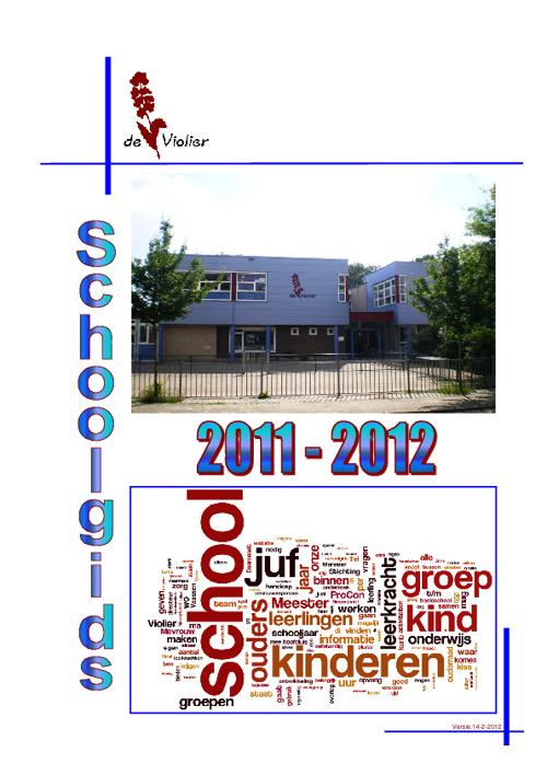 Schoolgids Cbs de Violier