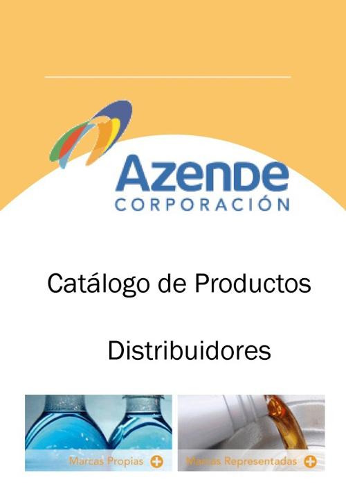 Catalogo de Productos AZENDE