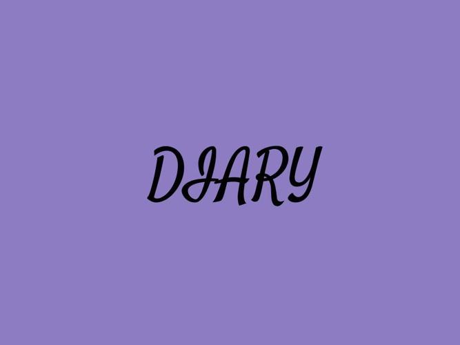 Nora's Secret Diary