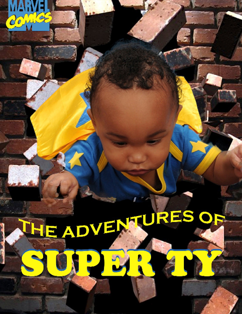 The Adventures of Super TY