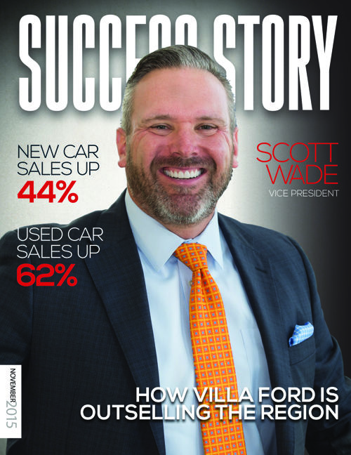 Success Story: How Villa Ford is Outselling the Region by 400%