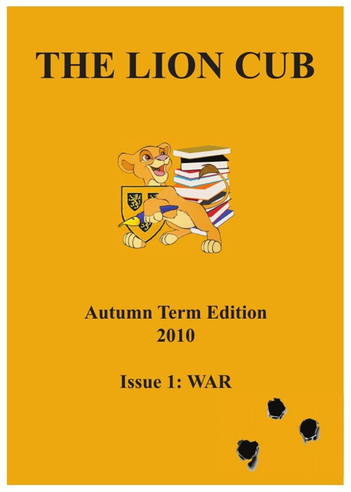 Issue 1: War