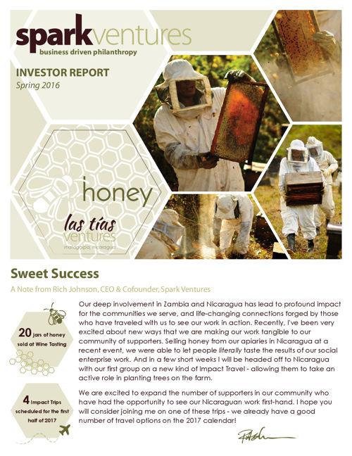 Investor Report - 2015 Spring