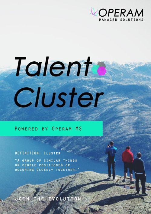 Talent Cluster - Operam MS