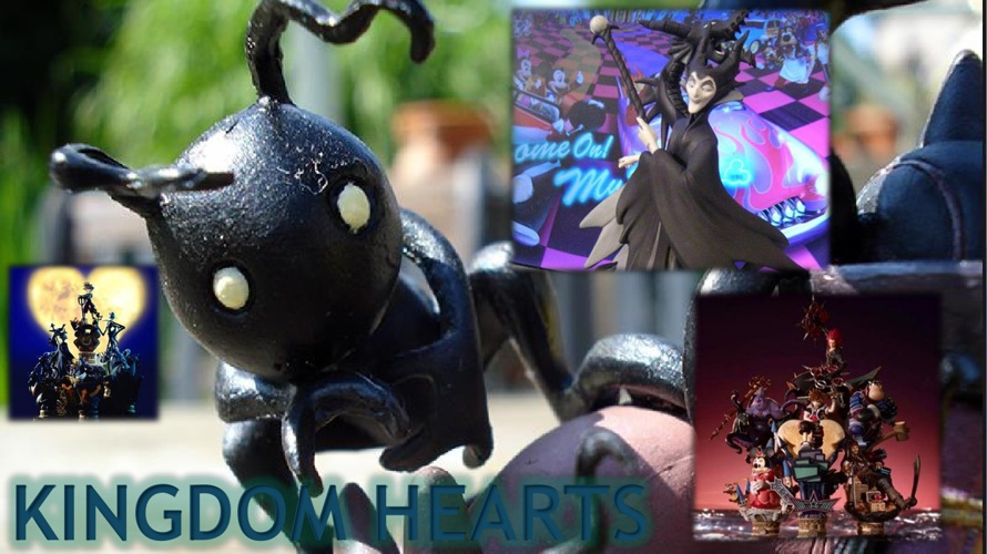 Kingdom Hearts Formation Arts Catalog
