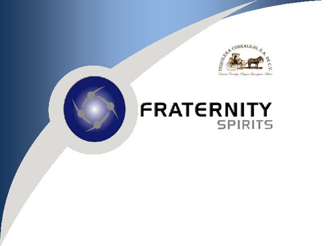 Fraternity Spirits