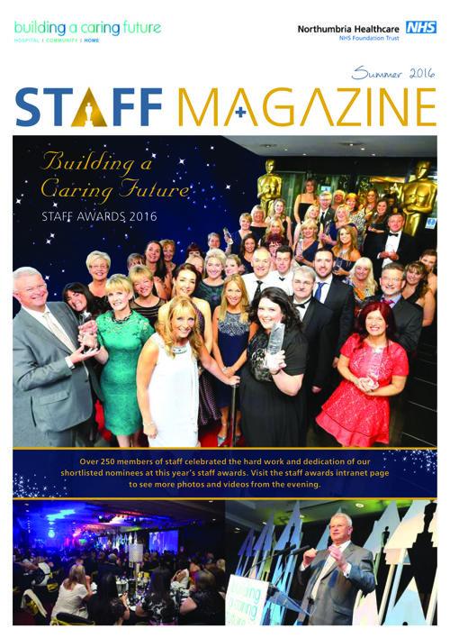 NHS Staff Magazine