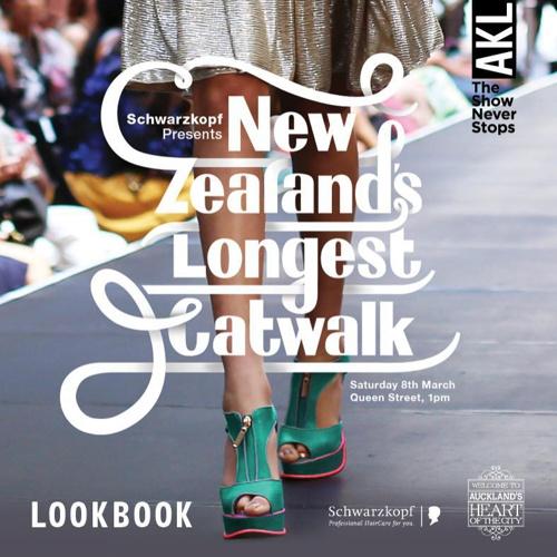 New Zealand's Longest Catwalk Lookbook