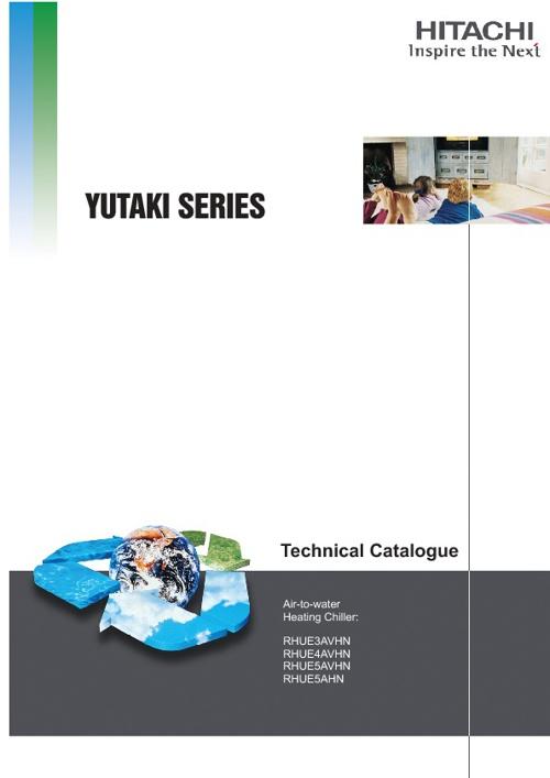 Katalog Yutaki