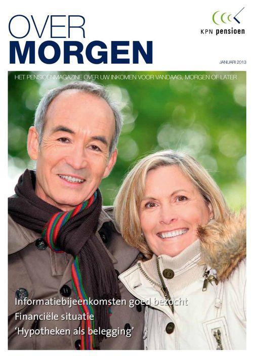 OPF KPN OverMorgen januari 2013