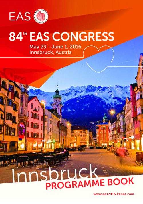 EAS 2016 Programme Book