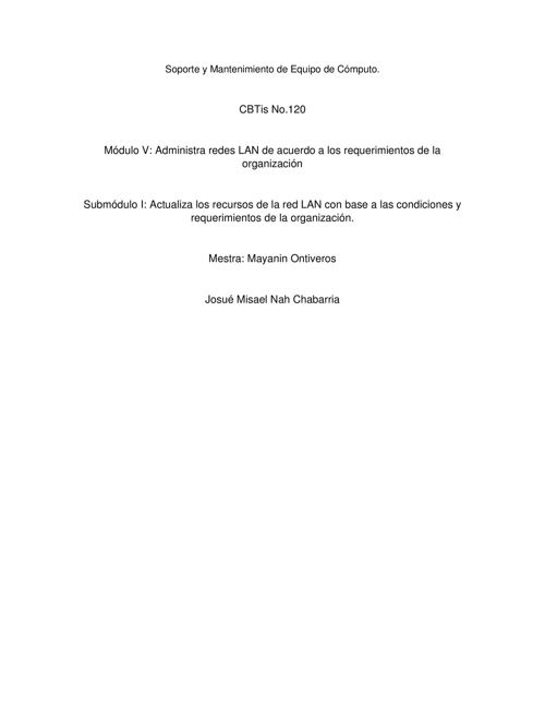 manual administracion de redes