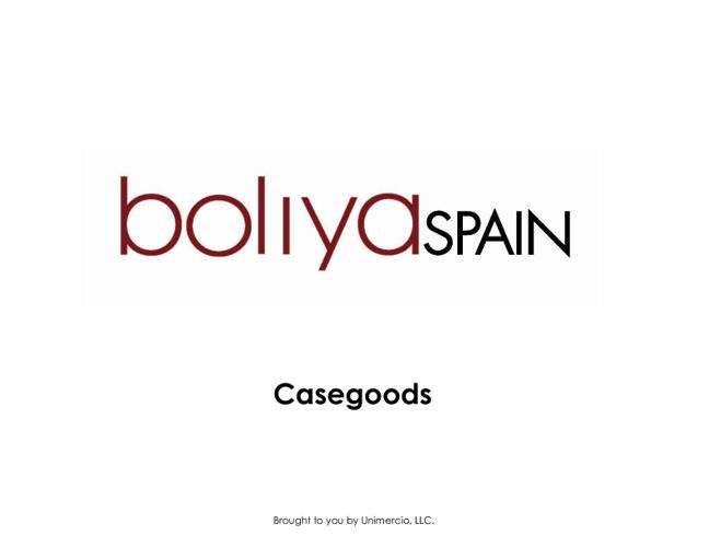 boliya Casegoods