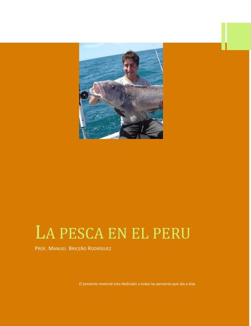 La pesca en Perú
