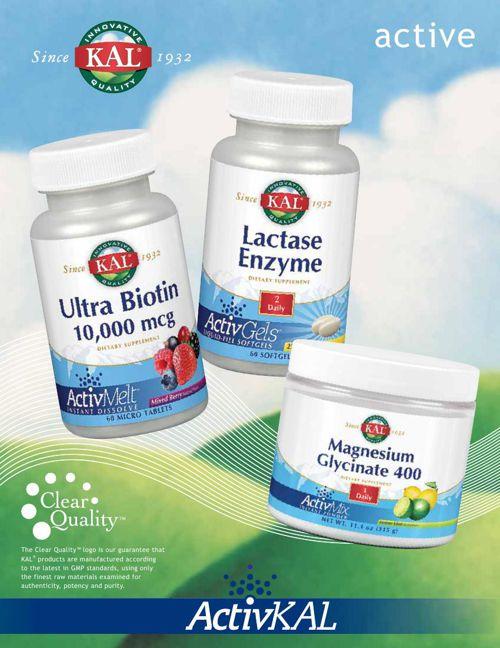 Brand Brochures - Healthy
