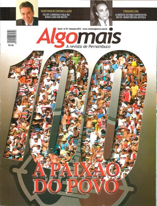 Entrevista com Maestro Ademir Araújo - Revista Algomais