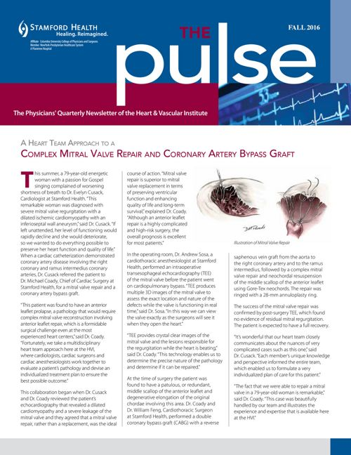 The Pulse - Fall 2016