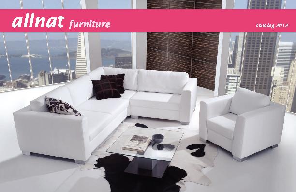 Allnat Furniture Catalog 2012