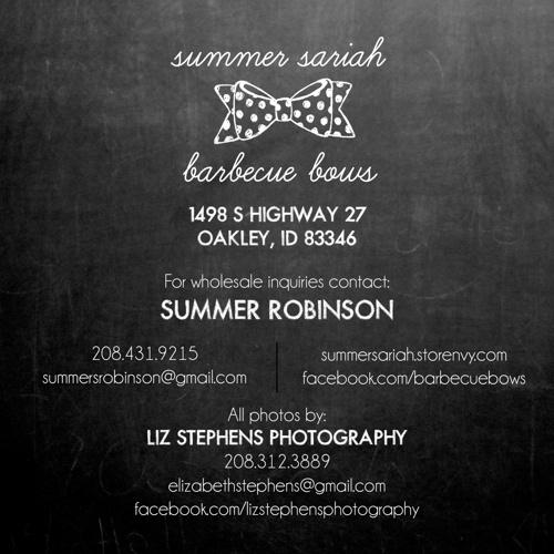 Summer Sariah Lookbook