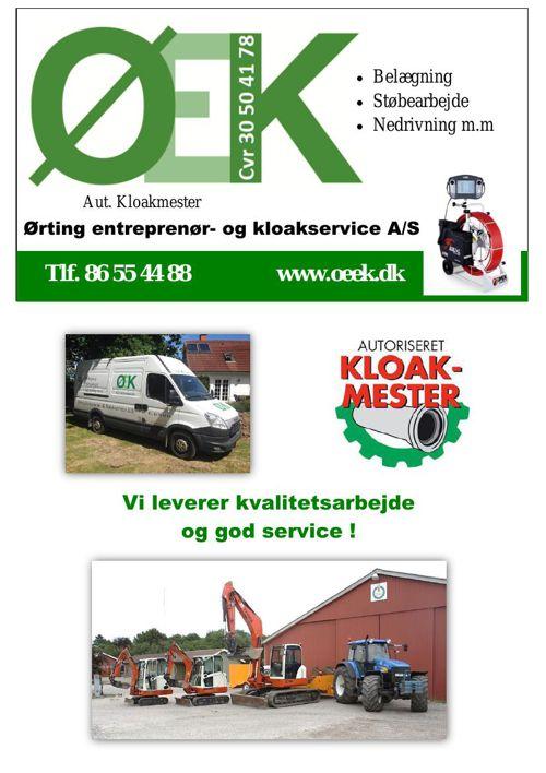 Ørting Entreprenør- og kloakservice