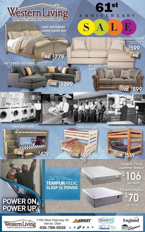 61st Anniversary Sale