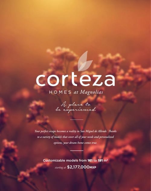 Corteza - Sales Brochure