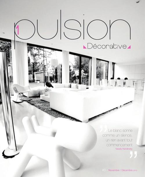1pulsion décorative # 3 // Novembre - Décembre 2012