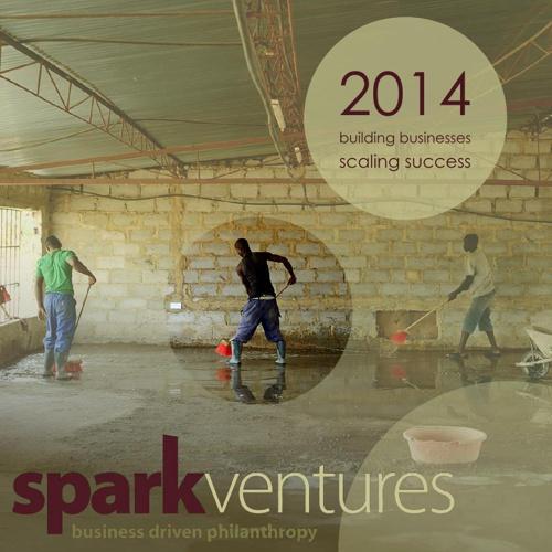 Spark Ventures 2014 Annual Report